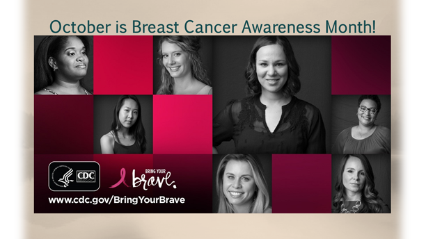 Breast Cancer Awareness Month!